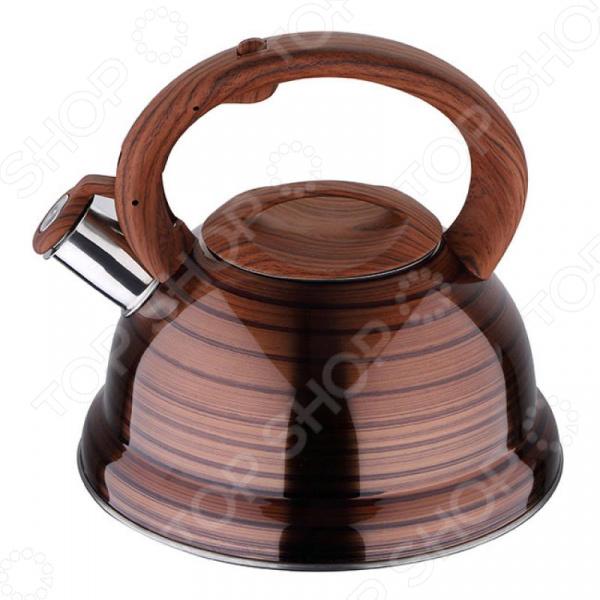Чайник со свистком Wellberg WB-6659 Potent