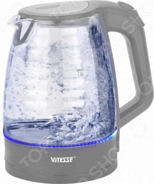 Чайник VS-179Серый