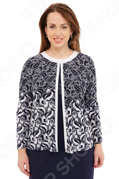 Блуза ТРЕНД «Пленительный взгляд» смеситель для биде smartsant тренд sm054005aa