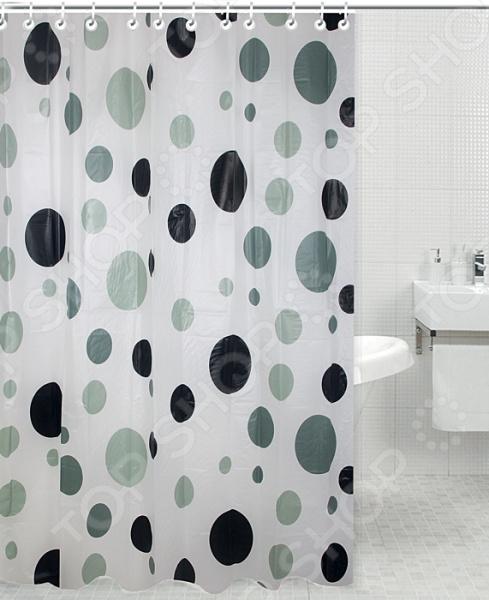 Штора для ванной комнаты Rosenberg RPE-730025