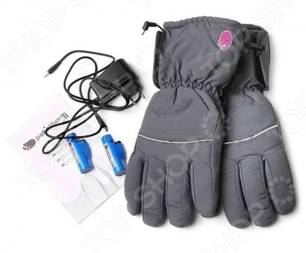 Перчатки с подогревом Pekatherm GU910 3