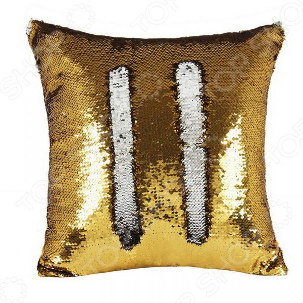 Zakazat.ru: Подушка декоративная Bradex «Русалка золотая»