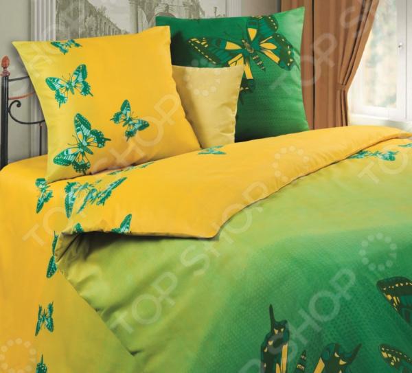Комплект постельного белья DIANA P&W «Мгновение». 1,5-спальный