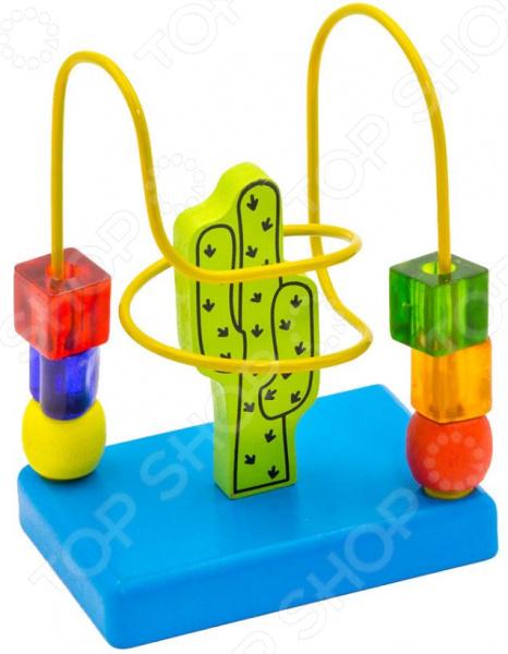 Игрушка-лабиринт Alatoys «Кактус». В ассортименте