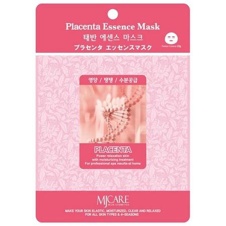 Купить Маска увлажняющая для лица MJ Care Placenta