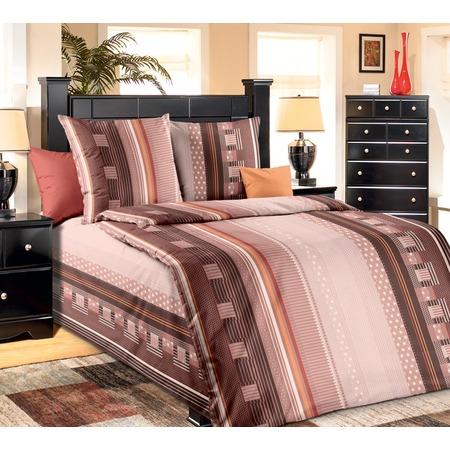 Купить Комплект постельного белья ТексДизайн «Квадро». 1,5-спальный