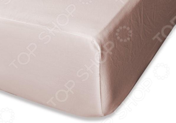Простыня на резинке Cleo 026-MS простыня на резинке cleo 160х200 см cl