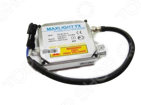 Блок розжига для ксеноновых ламп Maxlight FX блок розжига для ксеноновых ламп maxlight maxlight m9 32