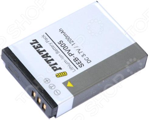 Аккумулятор для камеры Pitatel SEB-PV005 аккумулятор для камеры pitatel seb pv023