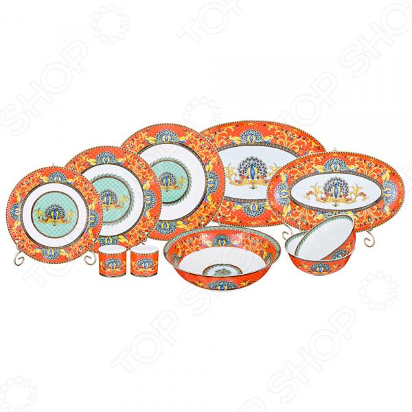 Сервиз столовый Lefard 215-281 сервиз обеденный luminarc arty rose 18 предметов
