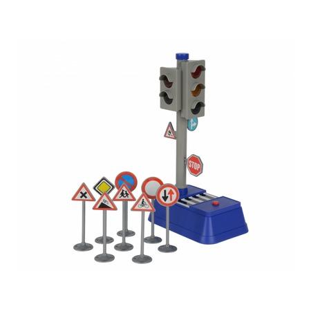 Купить Набор игрушечных дорожных знаков Dickie 3741001