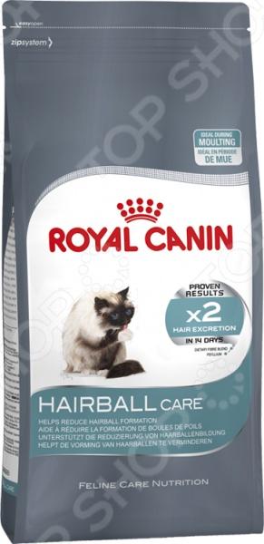 Корм сухой диетический для кошек Royal Canin Veterinary Diet Hairball Care royal canin sensitivity control диетический консервированный корм для собак 420 г