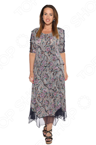 Платье Pretty Woman «Мерседес». Цвет: синий в германии мерседес g класса
