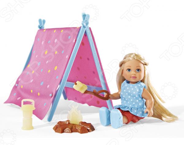 Набор игровой с куклой Simba «Еви. Кемпинг»