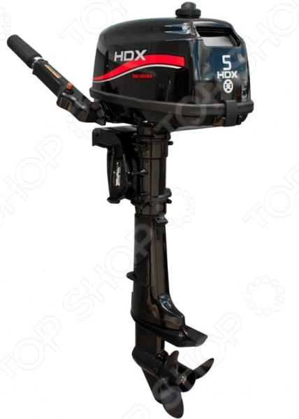 купить Лодочный мотор 2-х тактный HDX R series T 5 BMS недорого