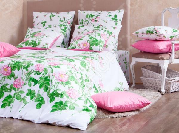 Комплект постельного белья MIRAROSSI Patrizia pink комплект белья pink lipstick