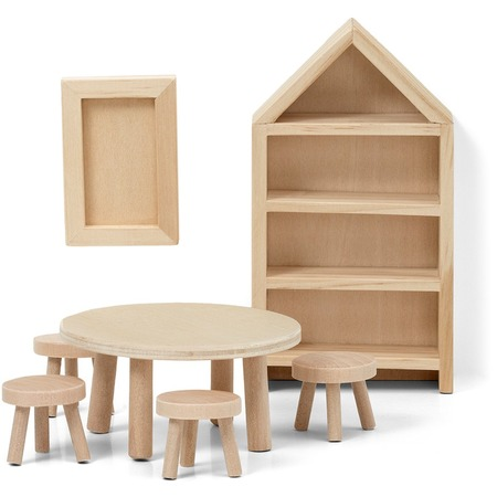 Купить Набор мебели для куклы Lundby «Столовая»