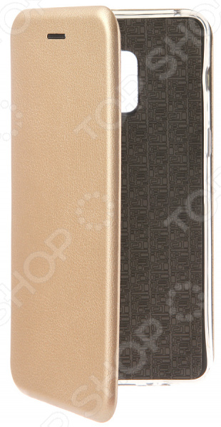 Чехол-книжка Smarterra для Samsung Galaxy A8 Plus 2018 blackview a8 смартфон