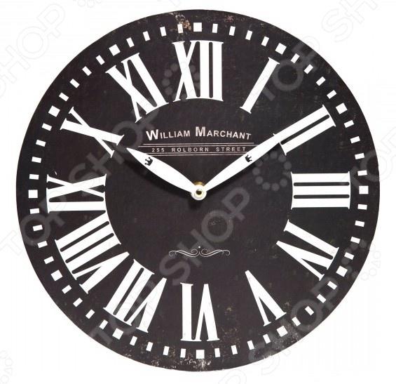 Часы настенные Mitya Veselkov William Marchant часы настенные mitya veselkov часы настенные william marchant