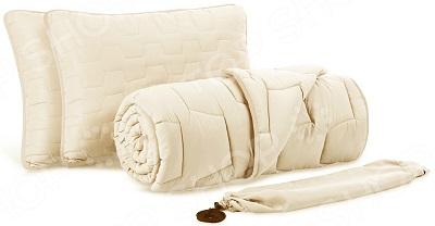 Адаптивный комплект: подушка и одеяло Dormeo «Комфорт» 3