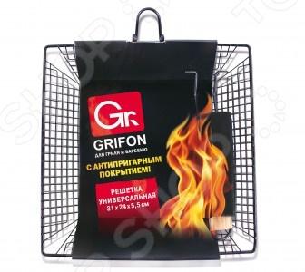 Решетка-гриль универсальная GRIFON 600-005 grifon style rx 800 красная redline