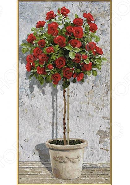 Набор для рисования по номерам Schipper «Дерево красных роз»
