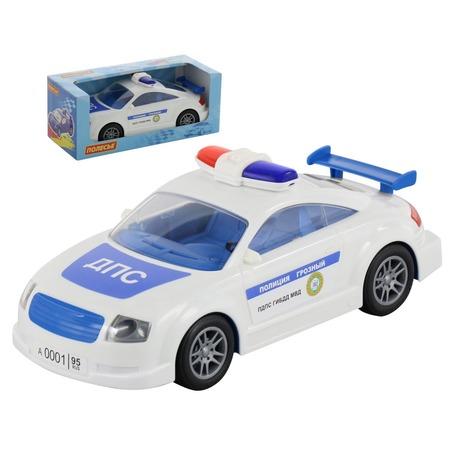 Купить Машинка инерционная игрушечная POLESIE «ДПС. Грозный»