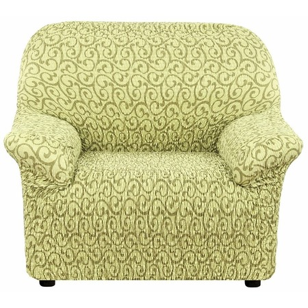 Купить Натяжной чехол на кресло Еврочехол «Тела Безарро»