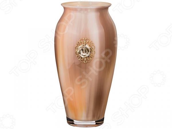 Ваза декоративная Franco 316-1104 вазы pavone ваза гибискус