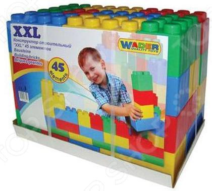Конструктор игровой Wader XXL 37510 Конструктор игровой Wader XXL 37510 /