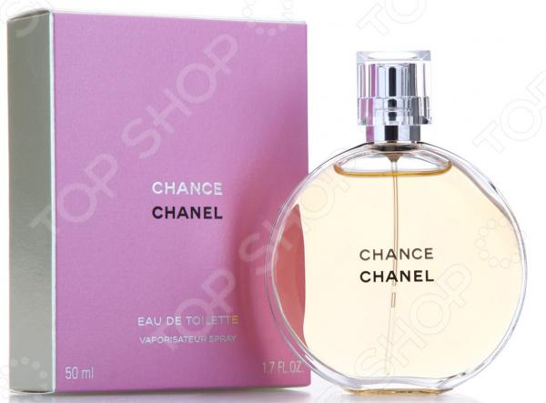Парфюмированная вода для женщин Chanel Chance, 50 мл недорого