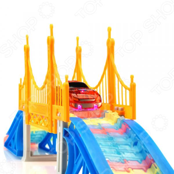 Набор деталей Тауэрский мост для Волшебной Трассы Top Shop Magic Tracks