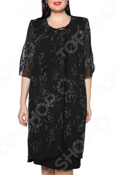 Платье Pretty Woman «Романтика». Цвет: черный