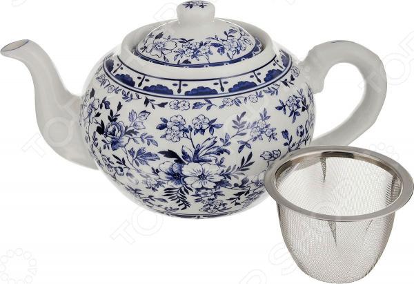 Чайник заварочный с ситом Patricia «Флер»