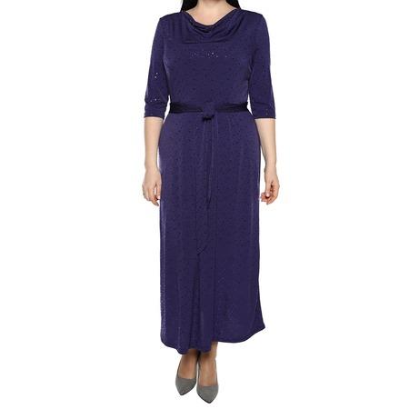 Купить Платье VEAS «Искрящийся образ». Цвет: фиолетовый