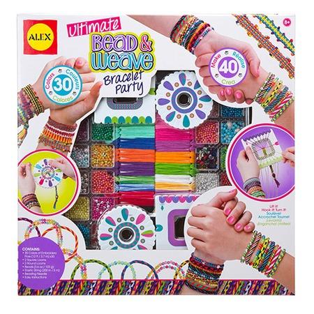 Купить Набор для создания браслетов Alex 137P