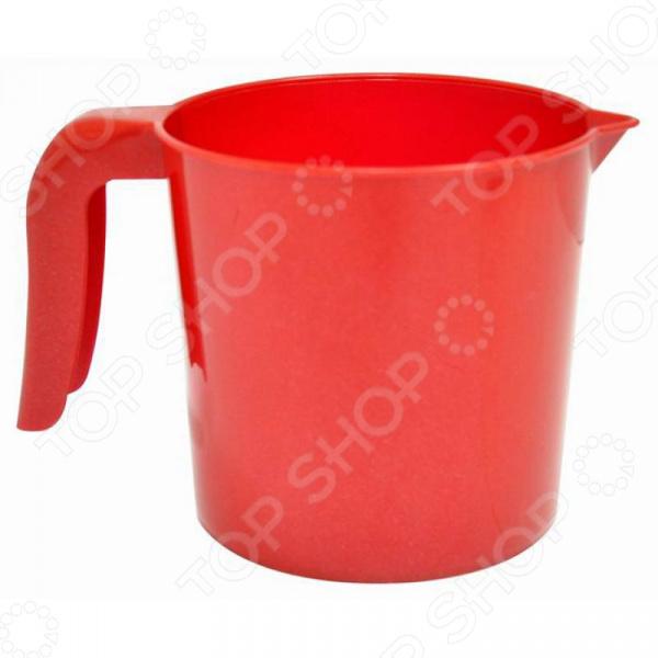 Ковш для купания Violet 2810 Ковш для купания Violet 2810/1 /Красный
