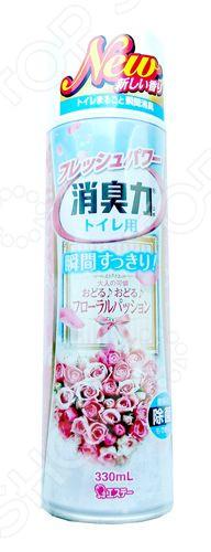 Фото - Освежитель воздуха для туалета ST Shoushuuriki 124855 kobayashi освежитель воздуха для туалета kaori kaoru – аромат белой и лиловой лаванды 140 гр