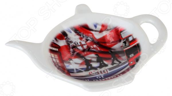 Подставка для чайных пакетиков Gift'n'home «Лондонские фантазии»