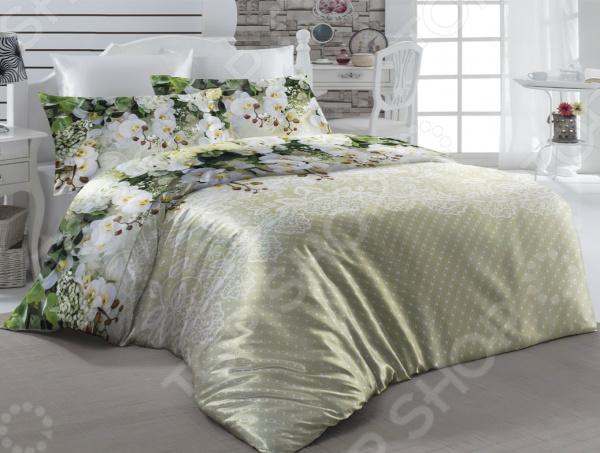 Комплект постельного белья ТамиТекс «Ажур». 1,5-спальный