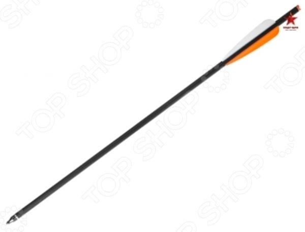 Стрела для арбалета Yarrow Carbon 20 предназначена для арбалетов винтовочного типа. Изделие используется для развлекательной стрельбы по мишеням. Подходит для открытых и закрытых тиров. Древко изготовлено из прочного карбона, наконечник из стали. Наличие пластикового оперения обеспечивает высокую точность стрельбы. Изделие отличается надежностью и долговечностью. Длина стрелы 52 см.