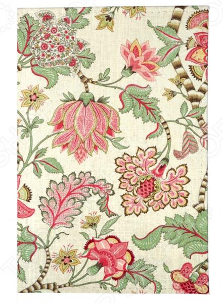Обложка для паспорта Mitya Veselkov «Розовые лотосы» чехол для iphone 5 mitya veselkov розовые лотосы