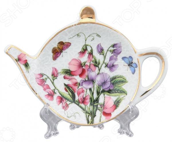 Подставка под чайные пакетики Elan Gallery «Душистый цветок»