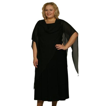 Купить Платье Klimini Волна. Цвет: черный