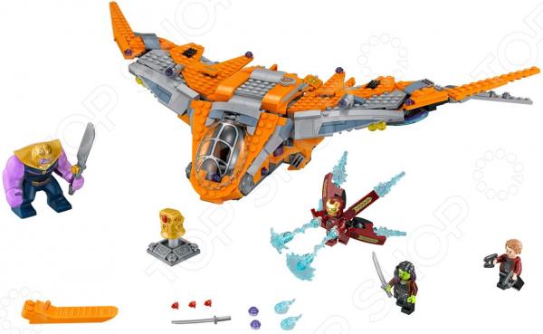 Конструктор игровой LEGO Super Heroes «Танос: последняя битва»