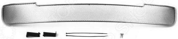 Комплект внешних сеток на бампер Arbori для Nissan X-Trail, 2010-2015