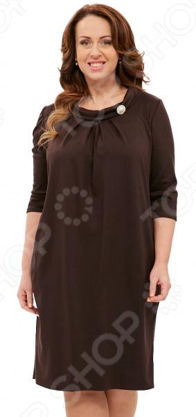 Платье Pretty Woman «Любимица солнца». Цвет: коричневый платье klingel цвет коричневый