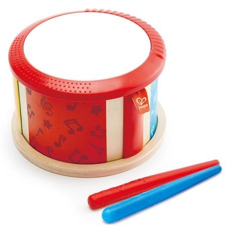 Купить Барабан детский Hape Double-Sided Drum