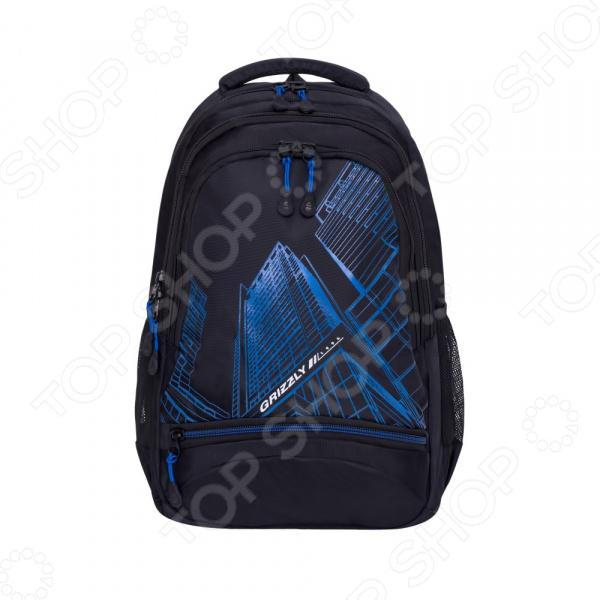 Рюкзак молодежный Grizzly RU-804-3/1