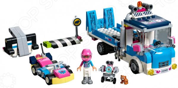 Конструктор-игрушка LEGO Friends «Грузовик техобслуживания»
